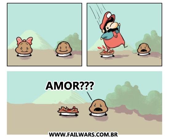Mario o destruidor de lares